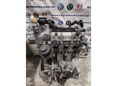 Двигатель 1.2 MPI 12v BME BZG CGPA
