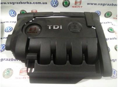 Защитный кожух двигателя для Skoda Octavia A5,Superb,Yeti/Seat Toledo,Altea,Leon/Volkswagen Passat B6-B7