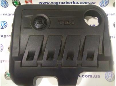 Защитный кожух впускного коллектора для Skoda Octavia A7,Superb,Yeti /Seat Toledo,Altea,Leon,/Volkswagen Passat B7