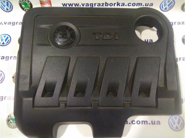 Декоративная крышка двигателя для моторов 2.0 TDI с впрыском CommonRail для Skoda Octavia A7,Superb,Yeti/Seat Toledo,Altea,Leon,/Volkswagen Passat B7  03L103925AA  03L103925R  03L103925S  03L103925T