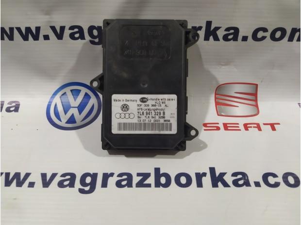 Блок управления системы адаптивного освещения для автомобилей Volkswagen Golf  Jetta  Tiguan  Skoda Octavia A5  Superb 2  7L6 941 329B купить киев