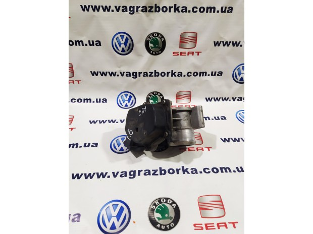 Блок дросельой заслонки 1.6 TDI (CAYA, CAYB ,CAYC) для автомобилей Skoda Volkswagen Seat (2008-2016)