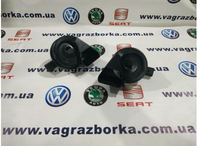Звуковые сигналы Skoda Octavia,Fabia,Roomster,Superb/Seat Ibiza,Leon,Altea,Toledo/Volkswagen Golf, Passat,Caddy и т.д