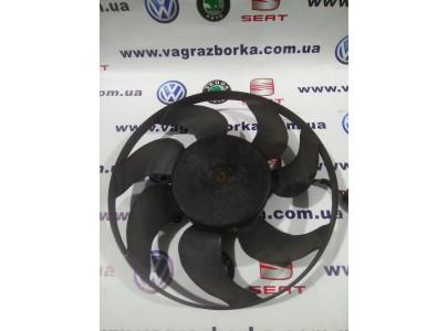 Вентилятор охлаждения двигателя для Skoda Octavia A5, Suberb,Fabia,Yeti / Seat Altea,Toledo,Leon,Ibiza / Volkswagen Passat B6-B7