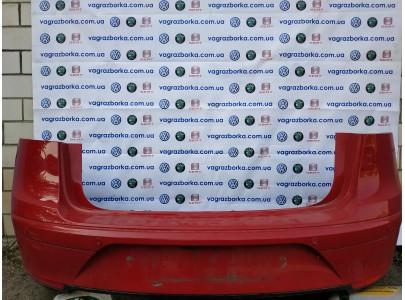Бампер задний Seat Altea XL