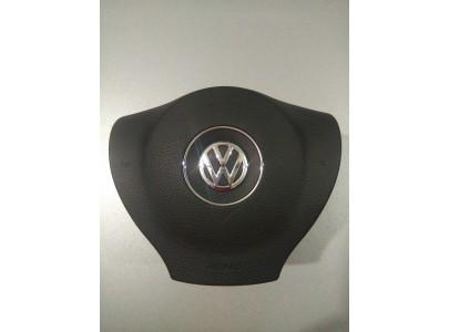 Подушка безопасности (AIRBAG) водителя Volkswagen Passat B6/B7