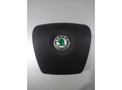 Подушка безопасности (AIRBAG) водителя Skoda Fabia , Octavia, Superb, Roomster