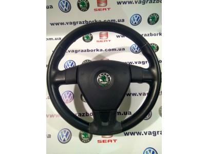 Рулевое колесо  Skoda Octavia/ Superb / Fabia /Roomster
